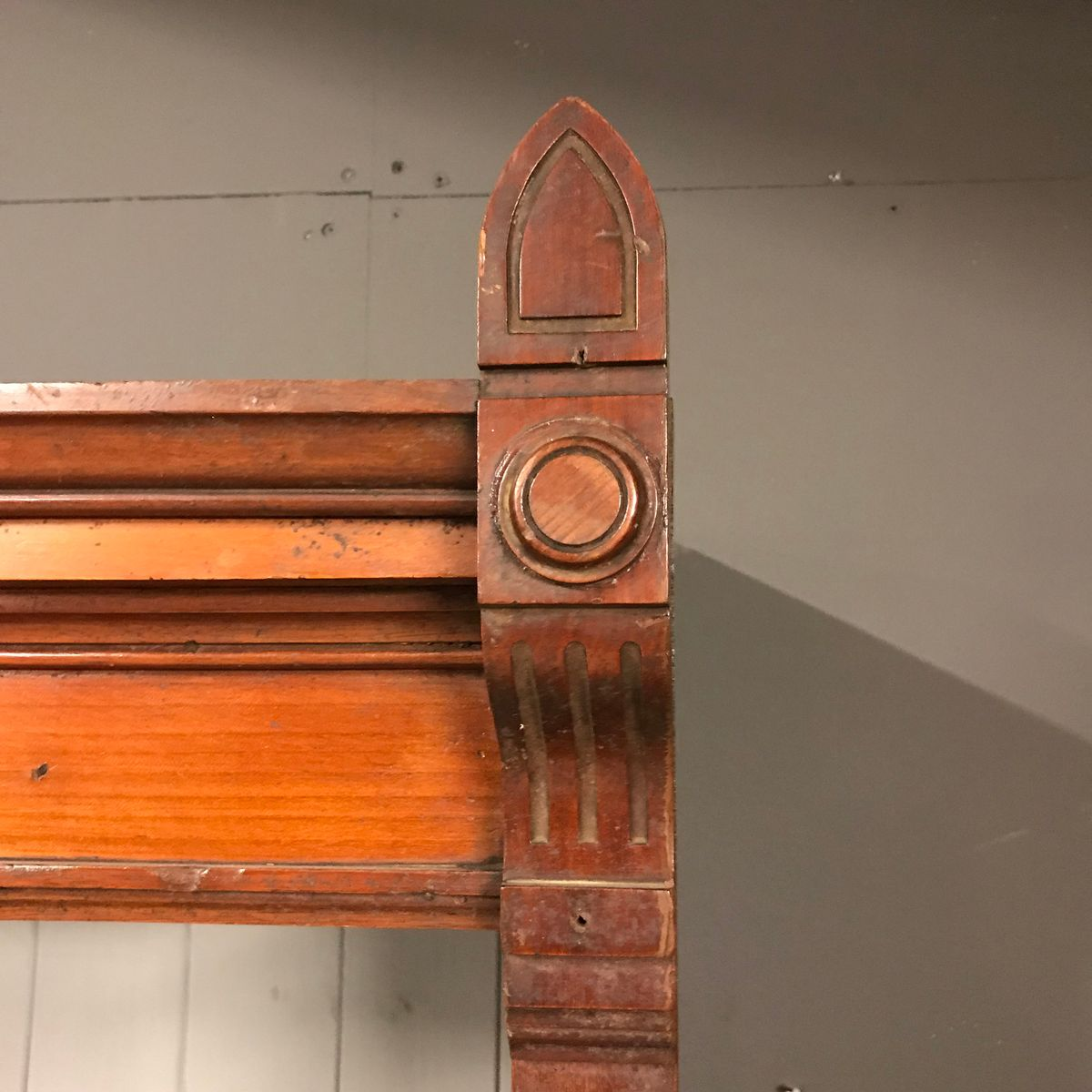 franz sisches k chenschrank 1930er bei pamono kaufen. Black Bedroom Furniture Sets. Home Design Ideas