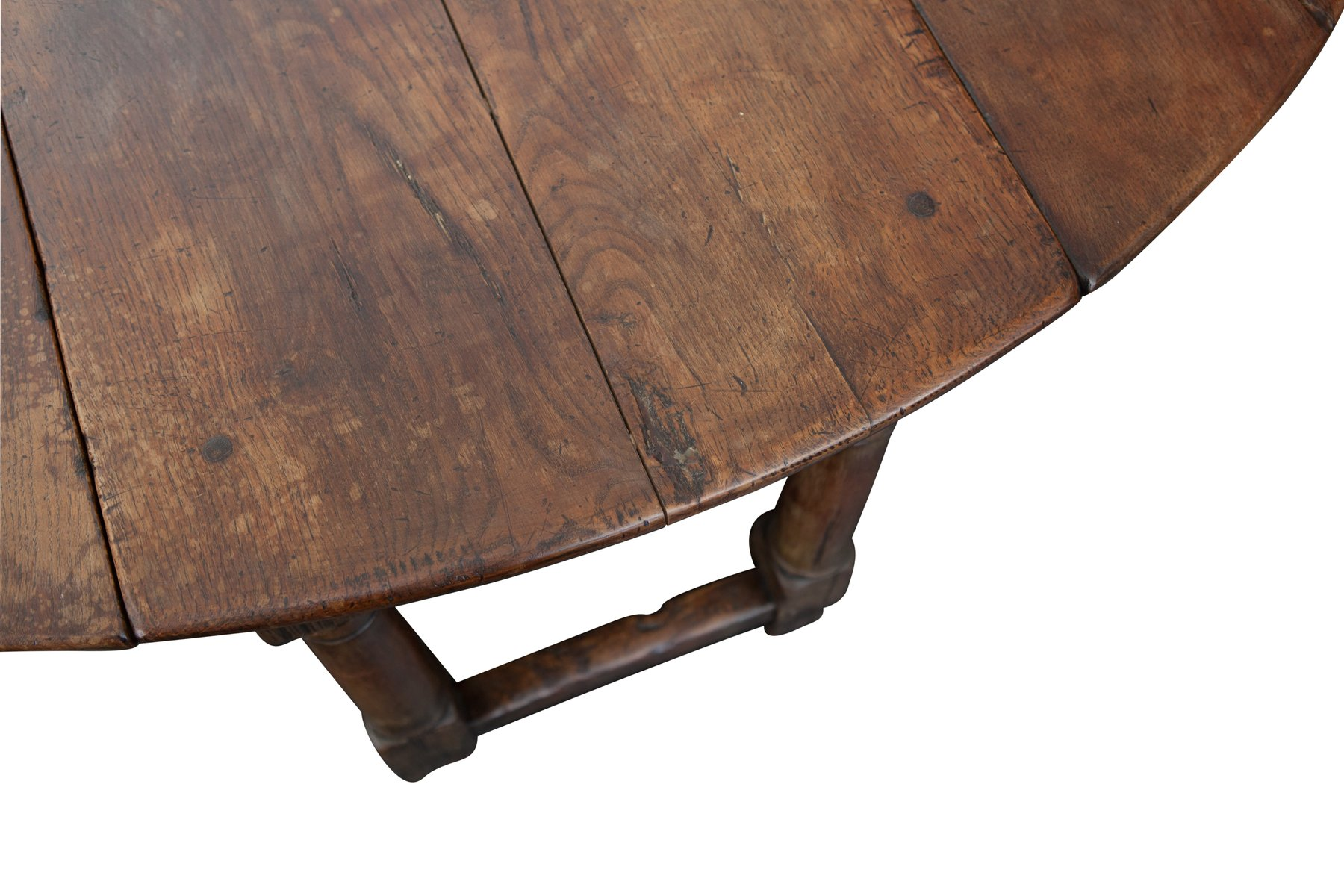 Antique Drop Leaf Table 19th Century for sale at Pamono