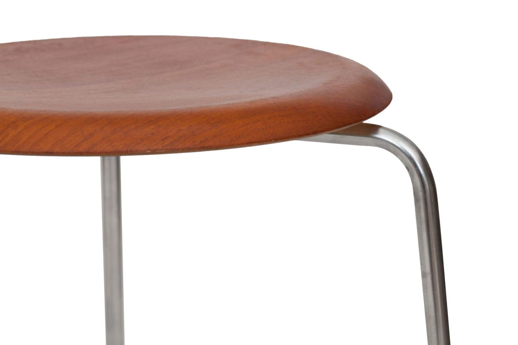 dot hocker von arne jacobsen f r fritz hansen 1968 6er set bei pamono kaufen. Black Bedroom Furniture Sets. Home Design Ideas