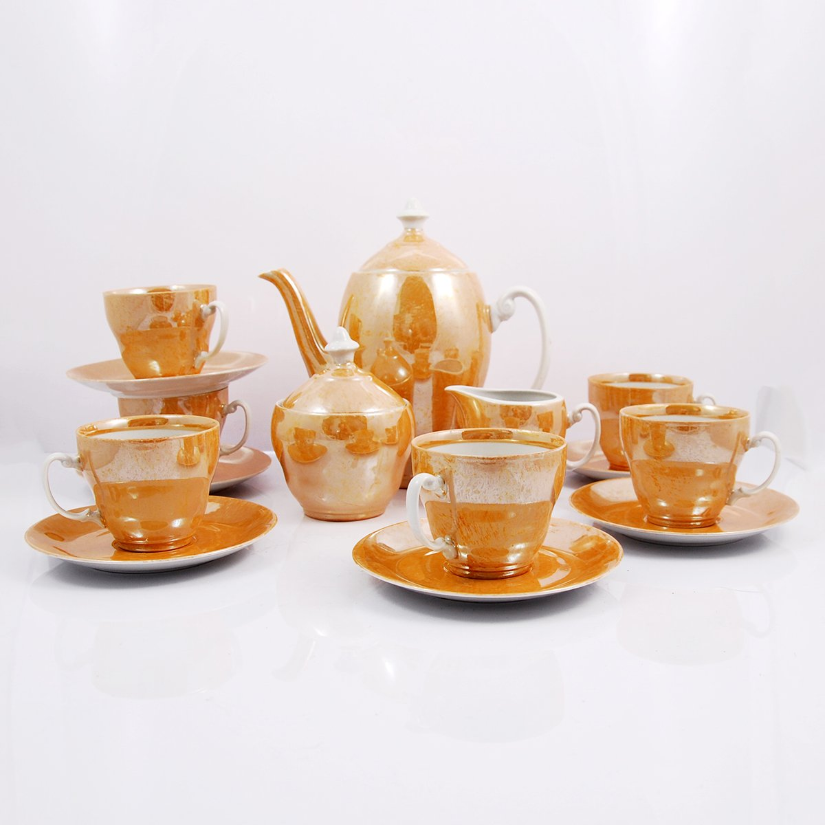 Coffee Set From Wloclawek 1970s For Sale At Pamono