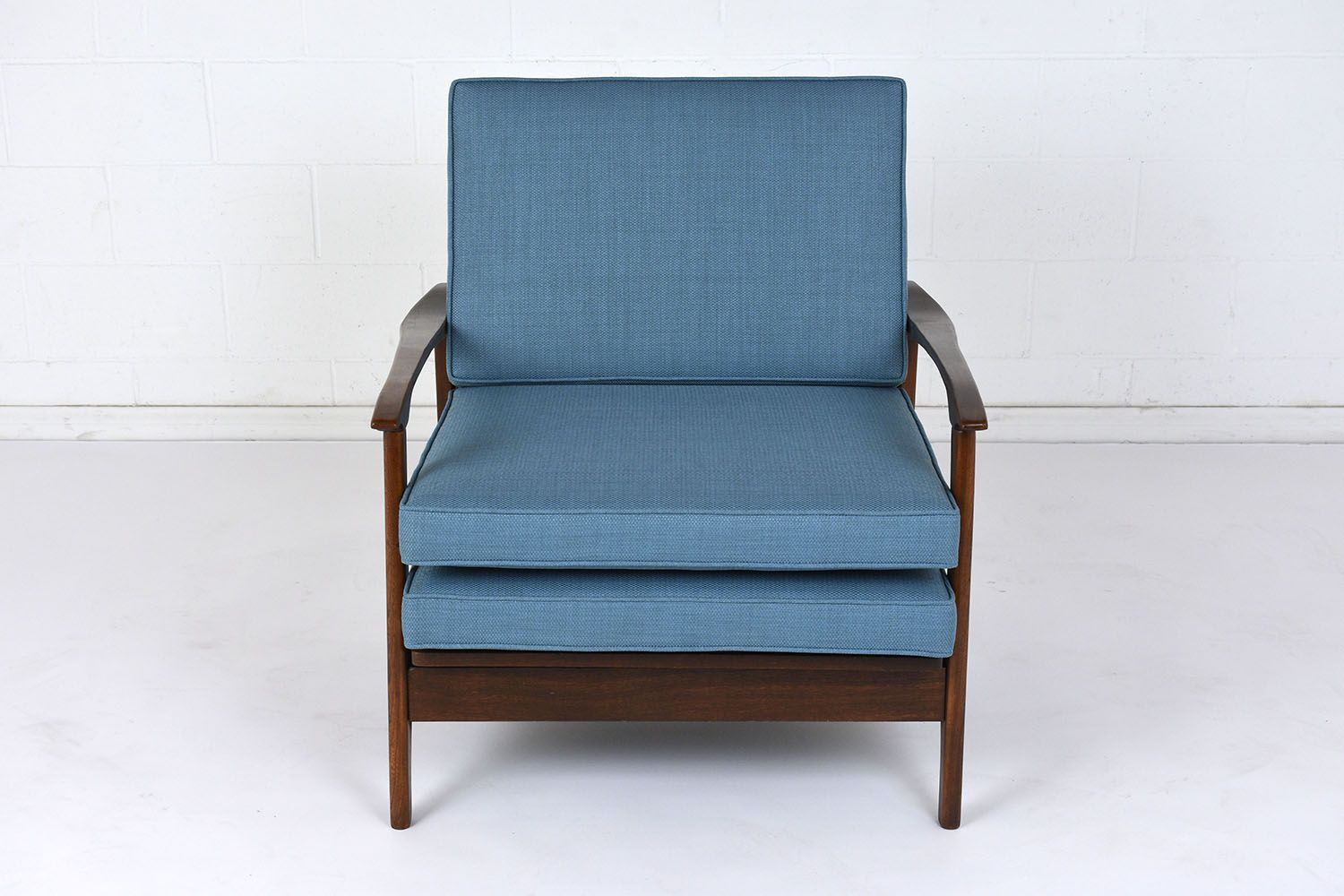 Mid Century Reclining Lounge Chair, 1960s