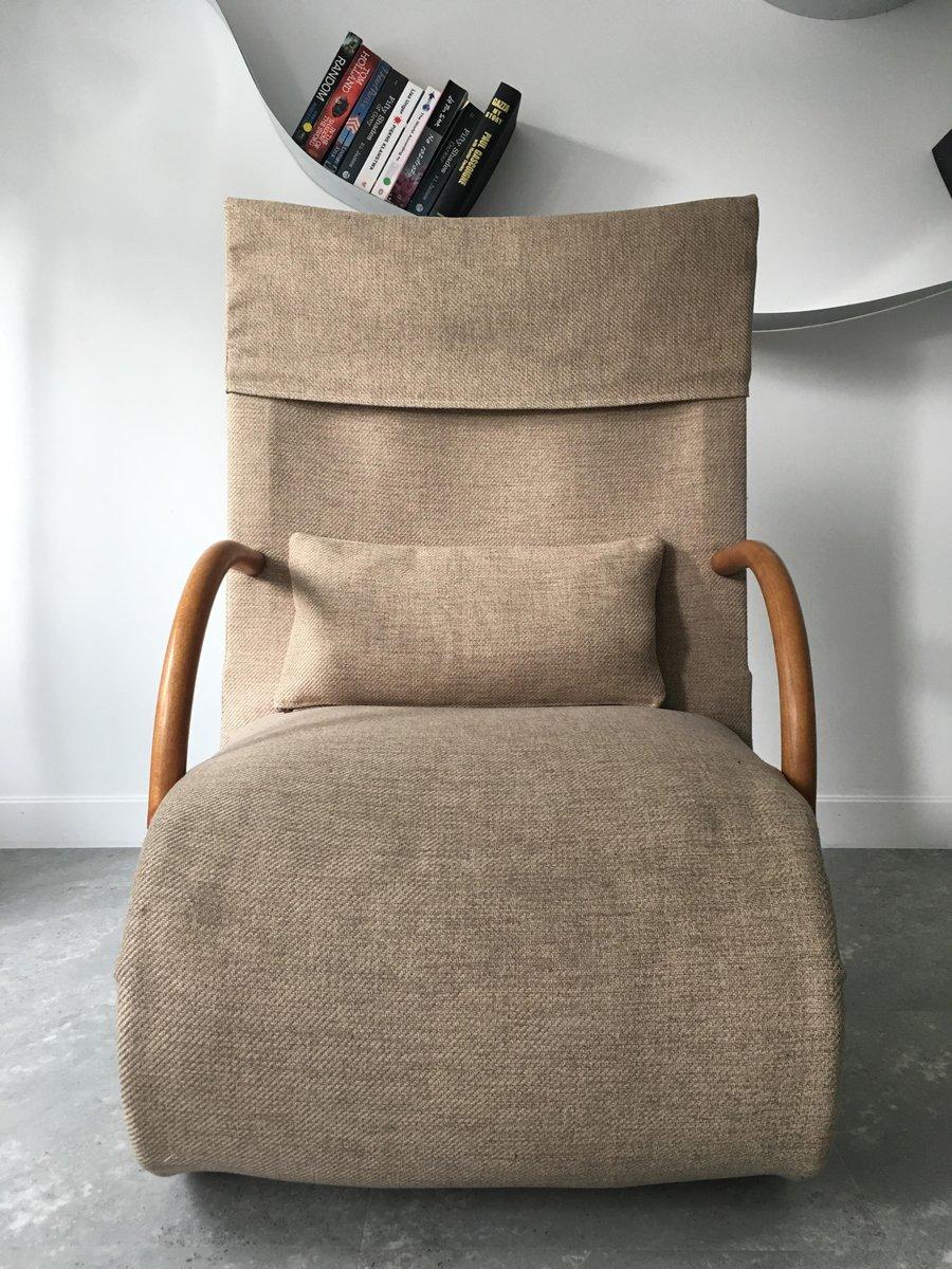 franz sischer zen sessel von claude brisson f r ligne roset 1980er bei pamono kaufen. Black Bedroom Furniture Sets. Home Design Ideas