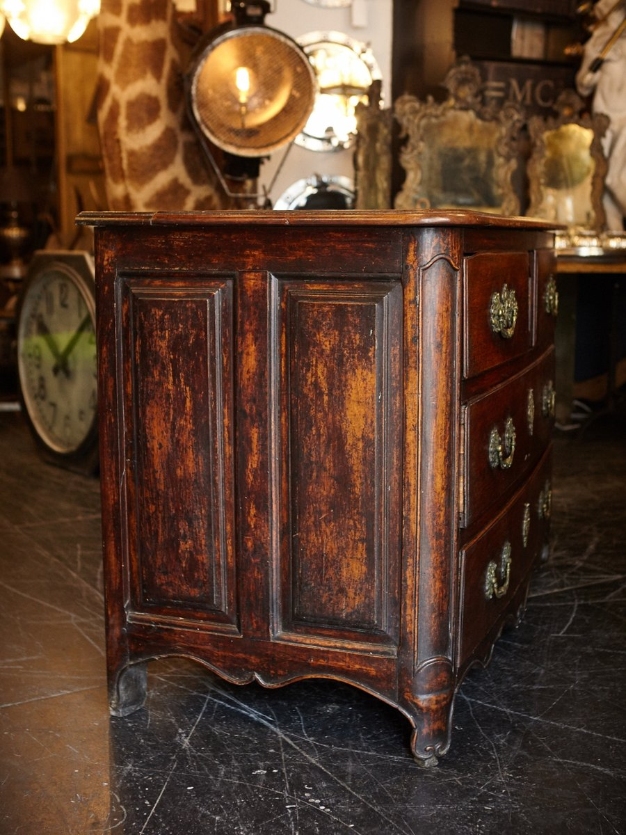 antique french commode for sale at pamono. Black Bedroom Furniture Sets. Home Design Ideas