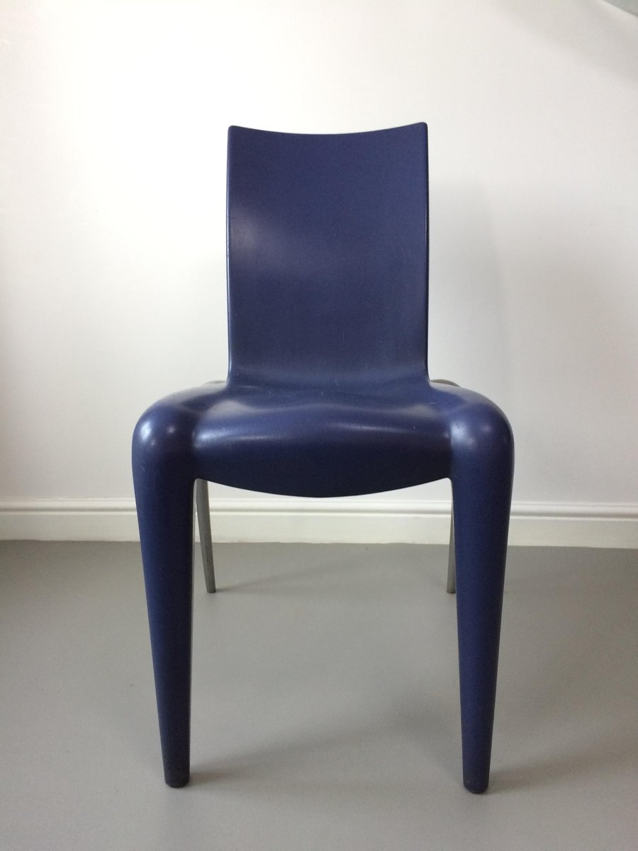 Louis 20 chairs by philippe starck for vitra 1990s set for Chaise louis philippe