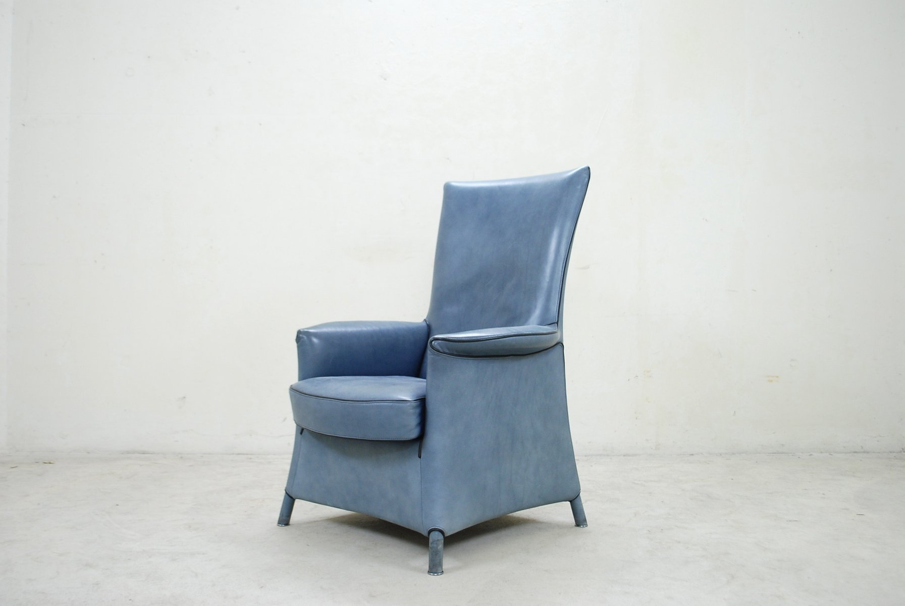 Vintage Alta Highback Armchair by Paolo Piva for Wittmann for sale