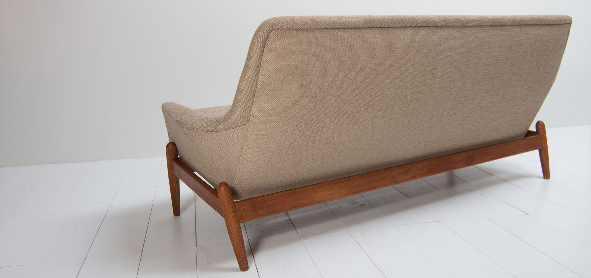 Mid Century Sofa By Ib Kofod Larsen For Bovenkamp For Sale At Pamono
