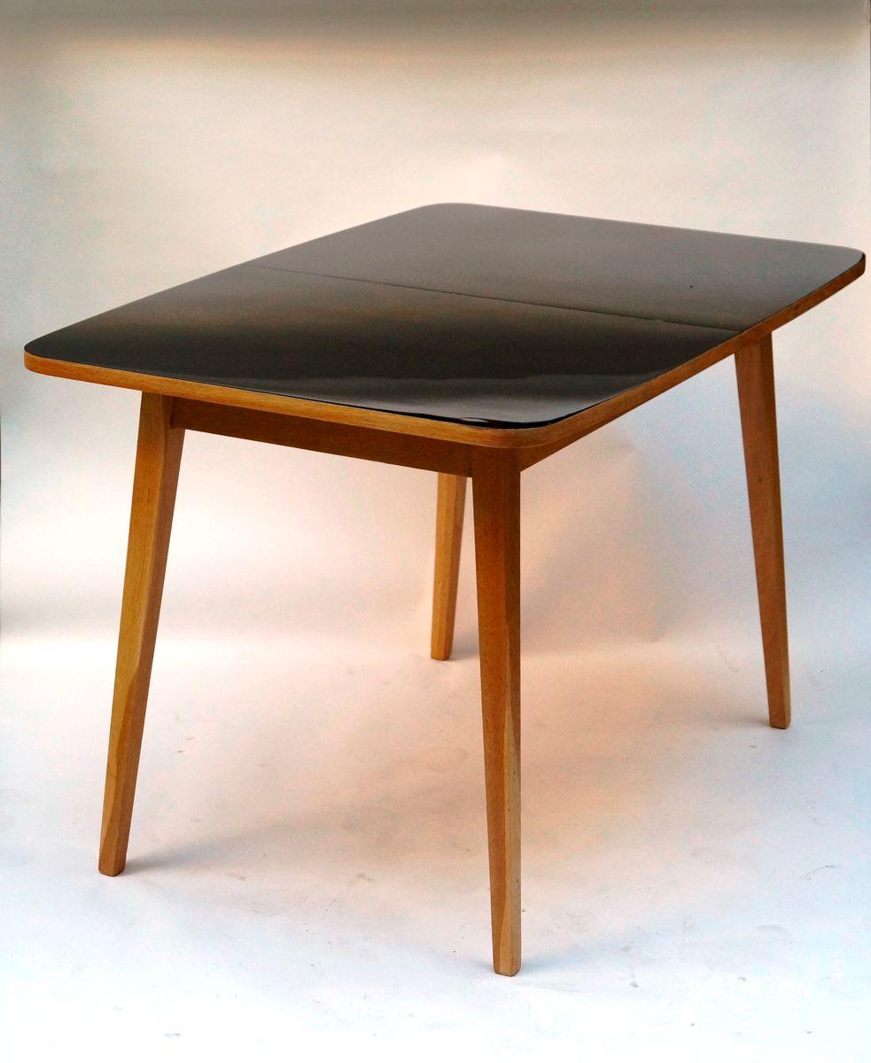 mid century esstisch von w le niwskiego f r bydgoskie fabryki mebli bei pamono kaufen. Black Bedroom Furniture Sets. Home Design Ideas