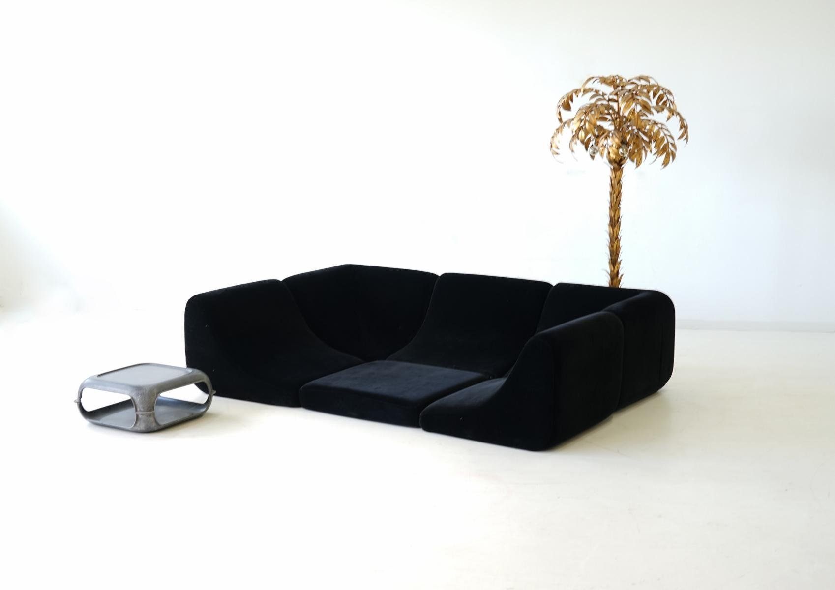 Pool Modular Sofa & Side Table by Luigi Colani for Rosenthal