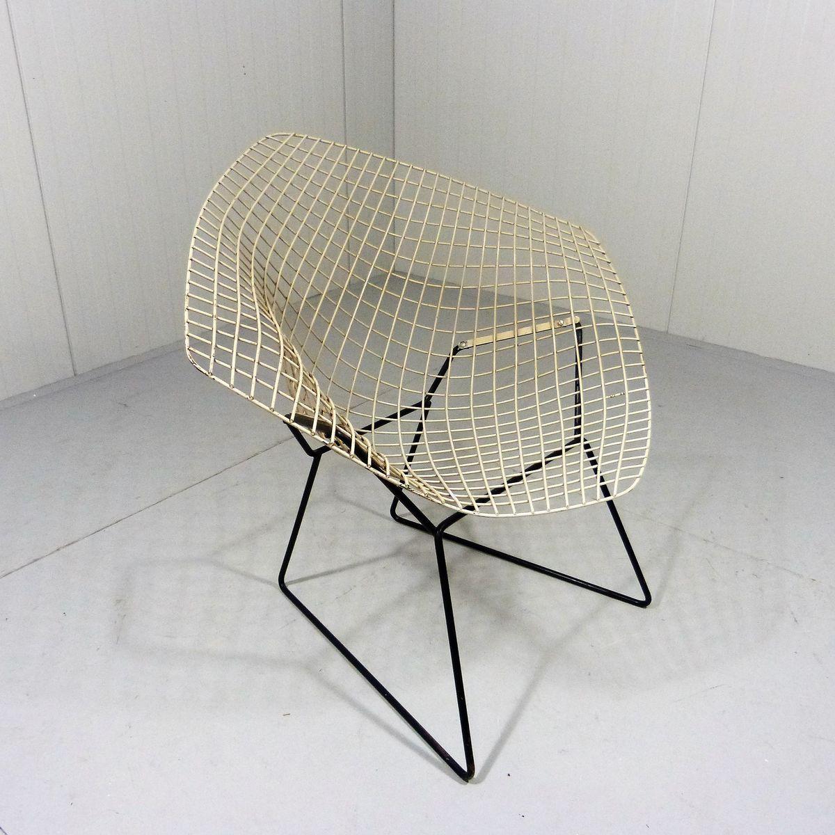 Mid-Century Diamond Chair by Harry Bertoia for Knoll Inc. / Knoll ...