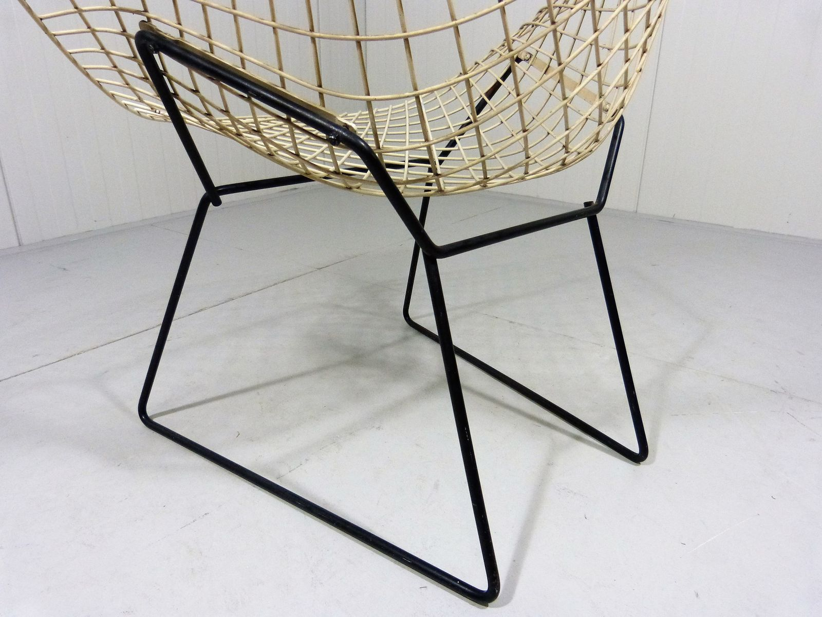 Mid century diamond chair by harry bertoia for knoll inc knoll international for sale at pamono - Knoll inc chairs ...
