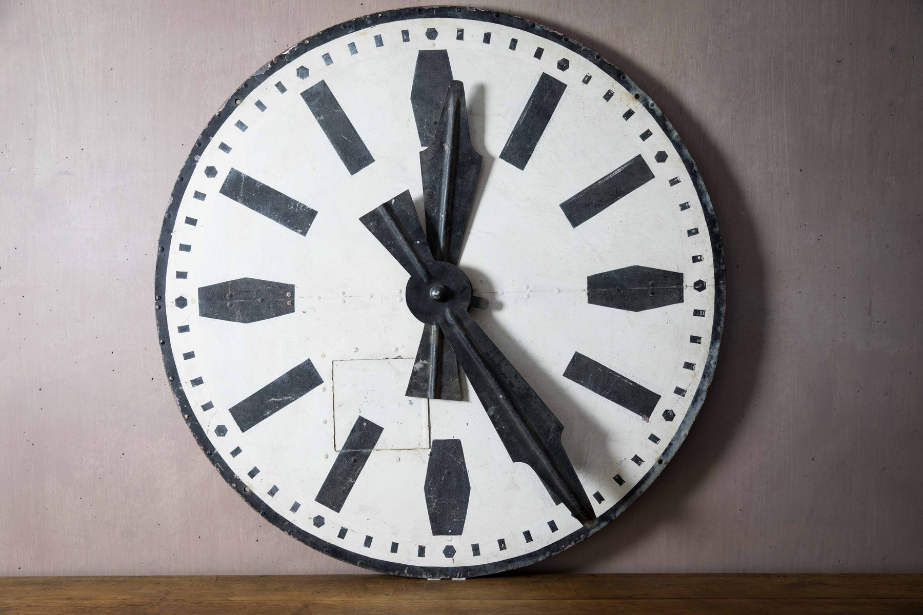 worksheet Clock Face vintage church clock face for sale at pamono face