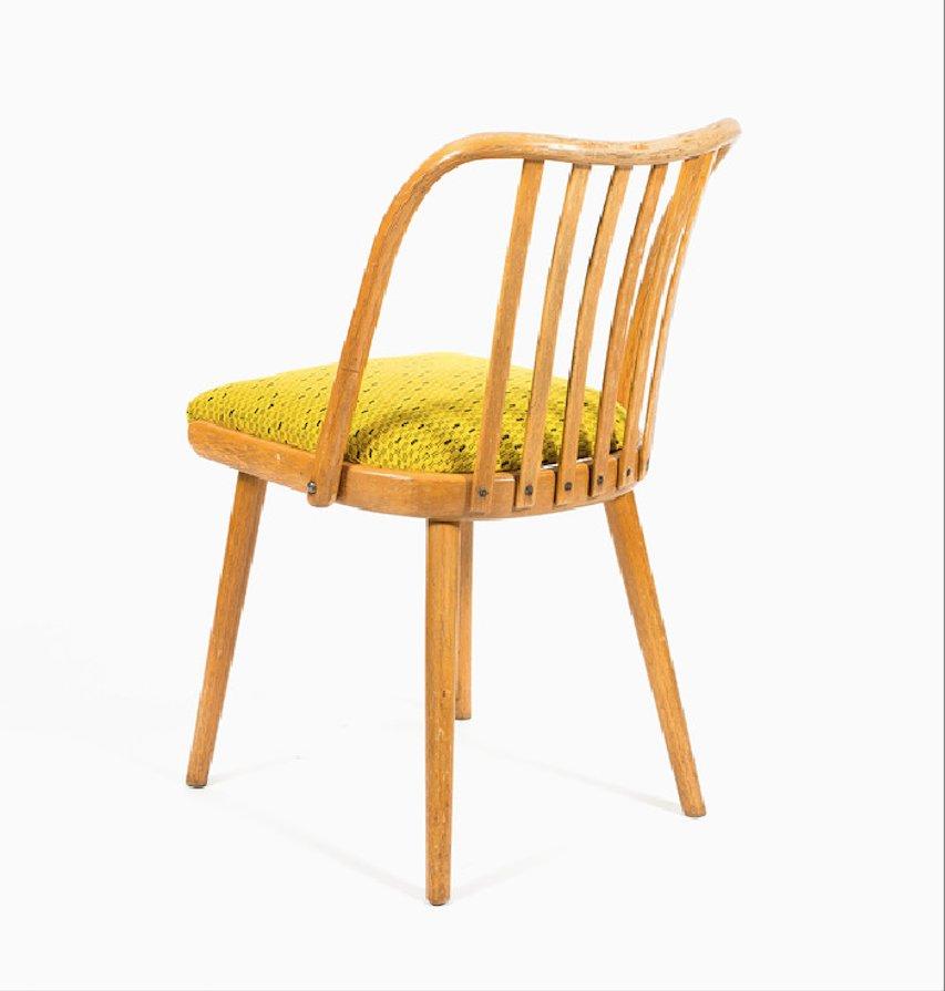 mid century stuhl von anton n uman bei pamono kaufen. Black Bedroom Furniture Sets. Home Design Ideas