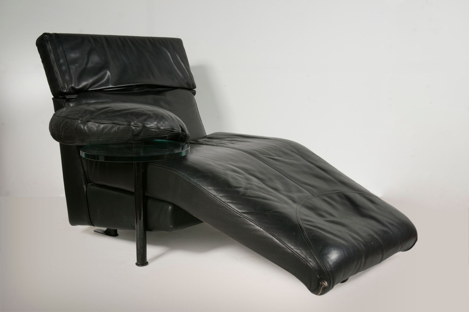 vintage chaise longue by paolo piva for b b italia for. Black Bedroom Furniture Sets. Home Design Ideas