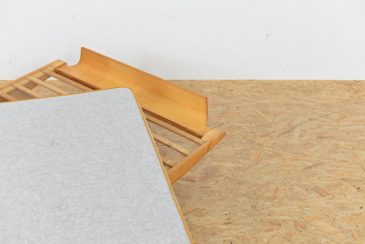 ea 967 schlafsofa von ernst amb hler f r thut m bel 1957 bei pamono kaufen. Black Bedroom Furniture Sets. Home Design Ideas