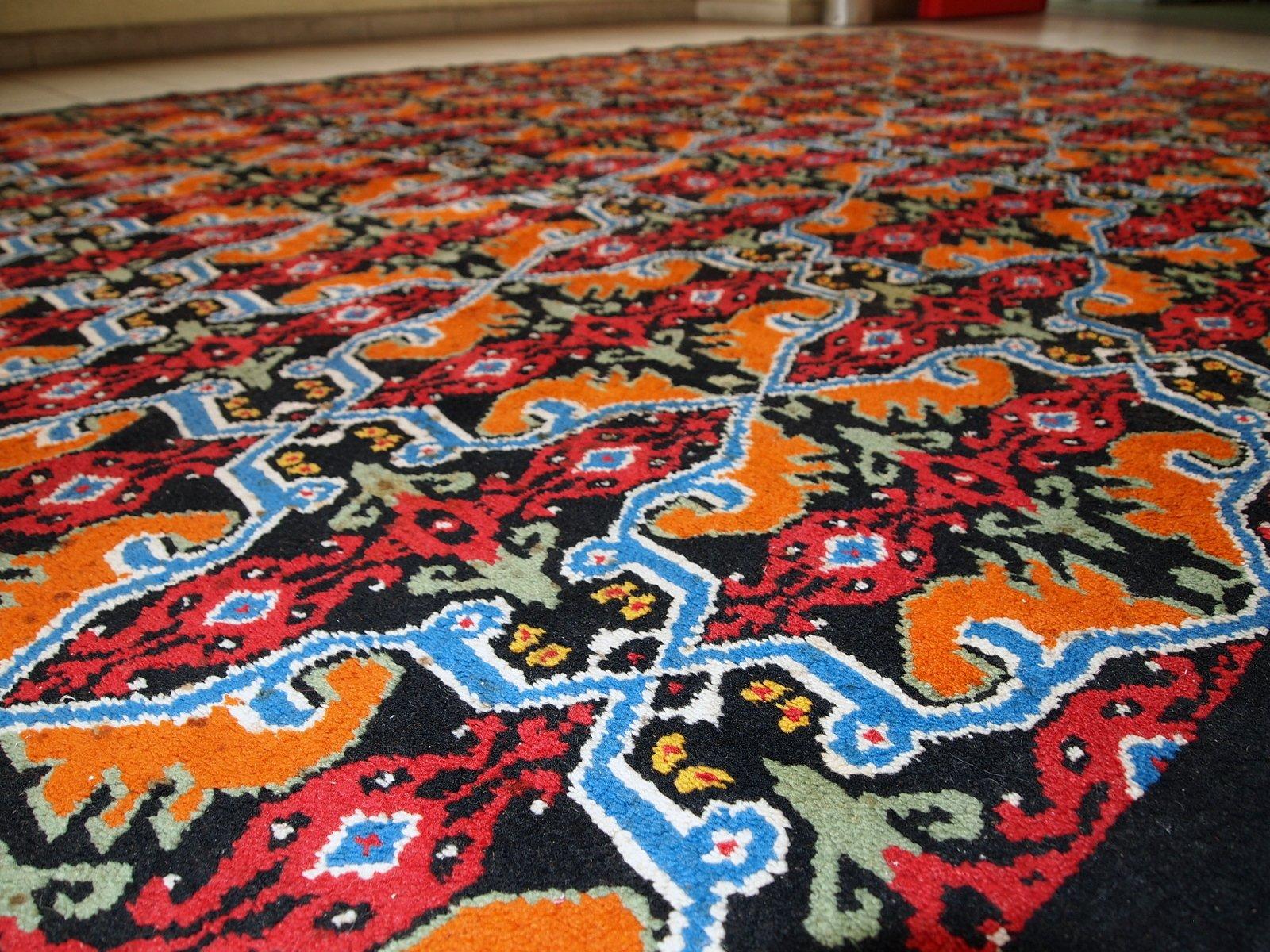 Vintage Moroccan Berber Rug, 1970s 8. $3,250.00. Price Per Piece