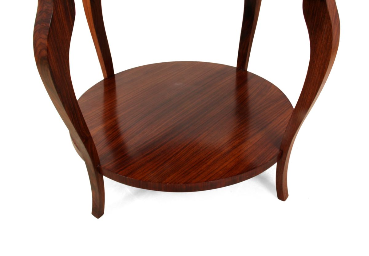 Art deco coffee table in rosewood 1920s for sale at pamono art deco coffee table in rosewood 1920s 8 122900 price per piece geotapseo Images
