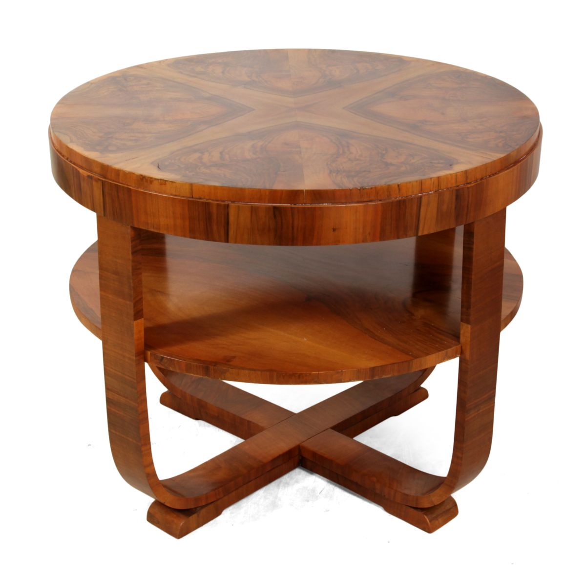 Art nouveau coffee table gallery coffee table design ideas art deco coffee table art deco coffee table in walnut 1930s for sale at pamono geotapseo geotapseo Images