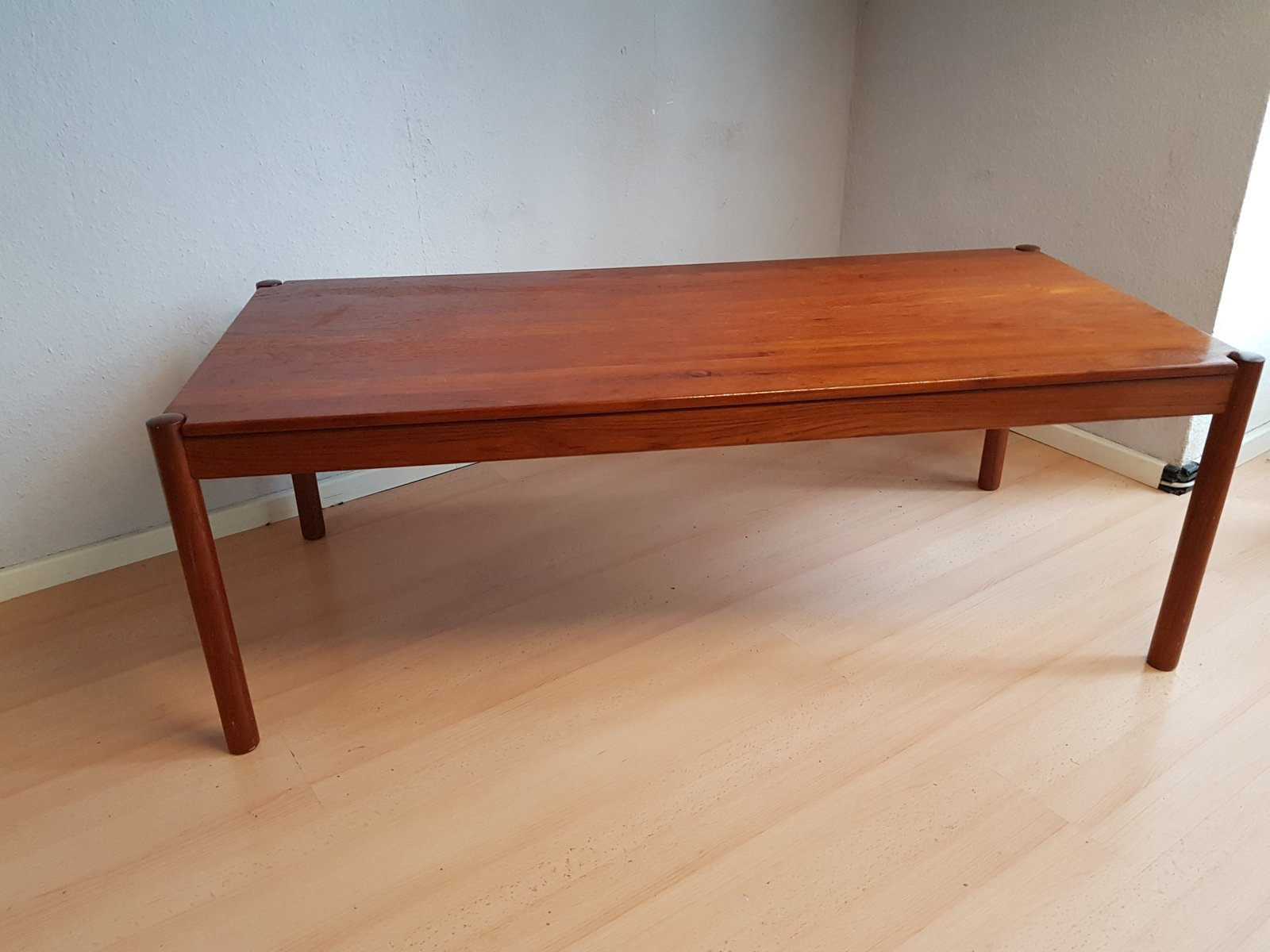 Teak Coffee Table by Magnus Olesen for sale at Pamono
