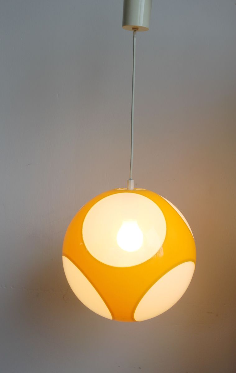 Space Age UFO Ball Lamp by Luigi Colani for sale at Pamono