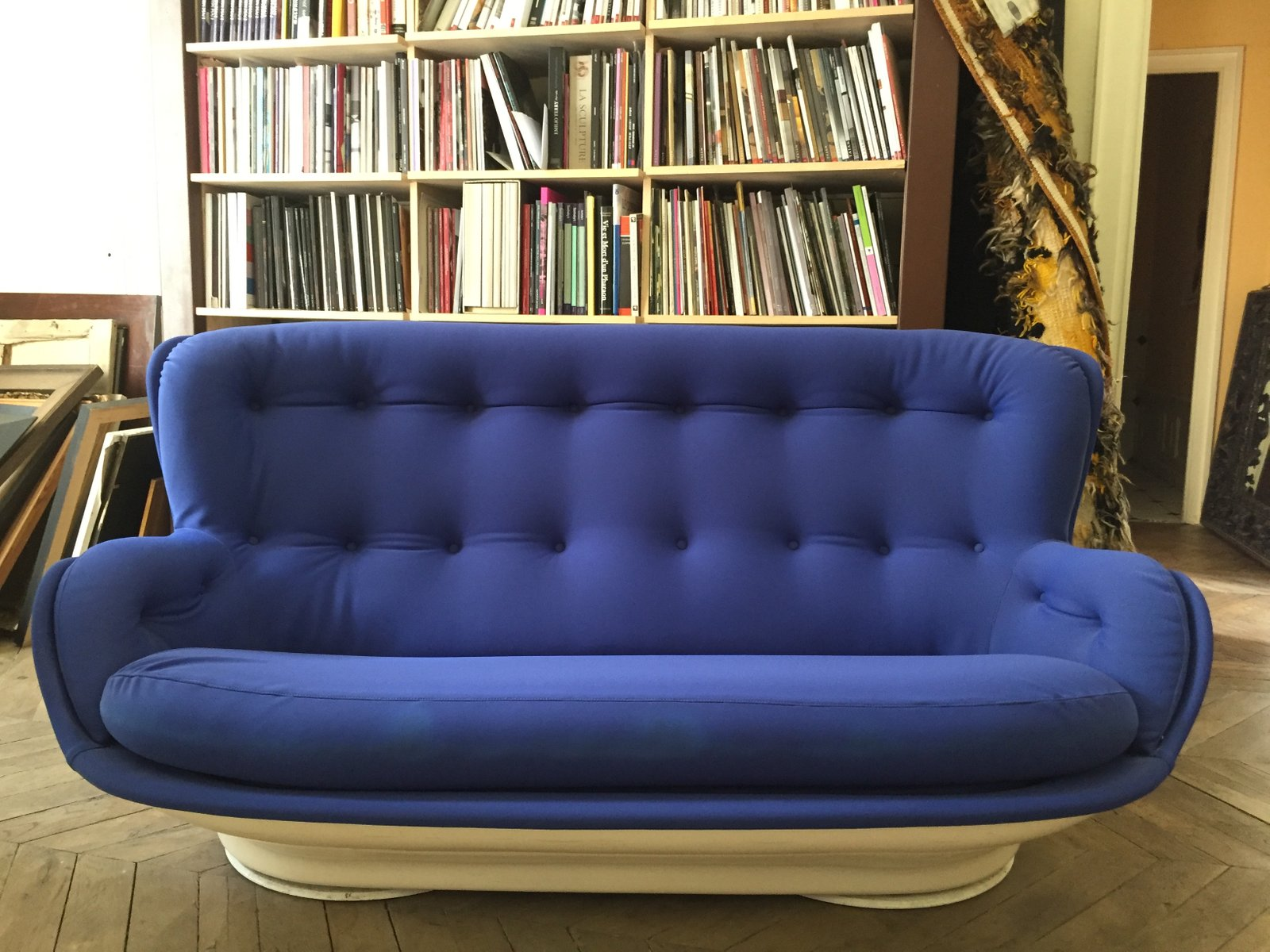 Sofa by Michel Cadestin for Airborne 1968 for sale at Pamono