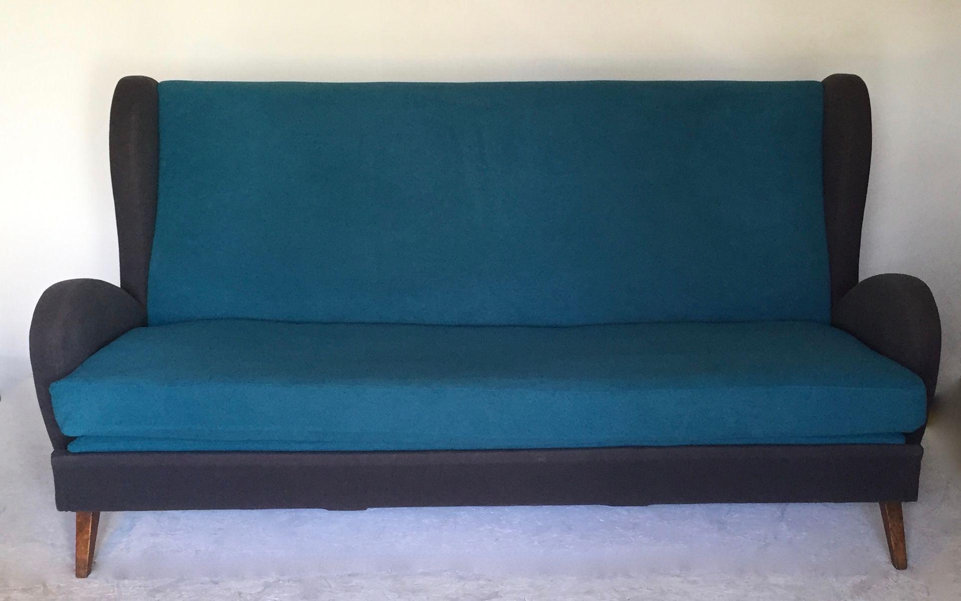 Italian Sofa 1960s for sale at Pamono