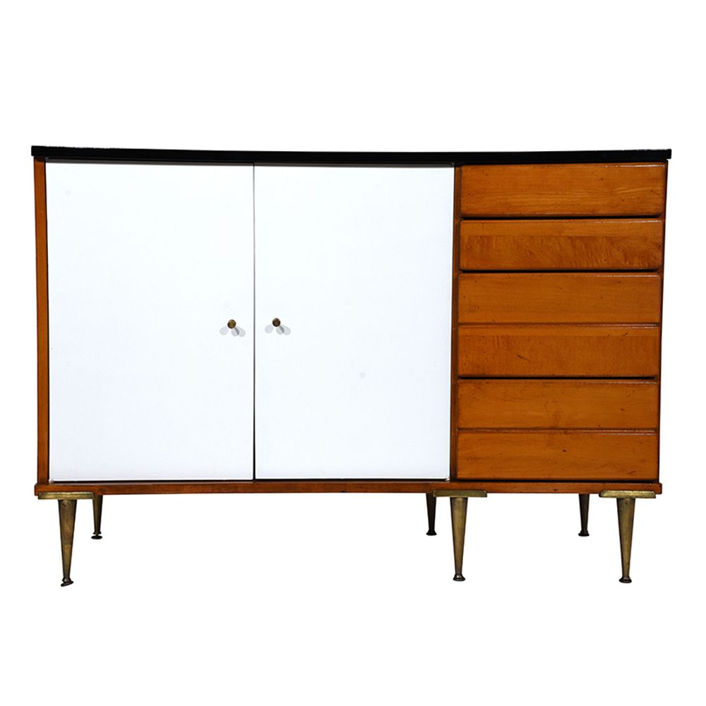 mid century modern sideboard from paul mccobb 1960s for. Black Bedroom Furniture Sets. Home Design Ideas