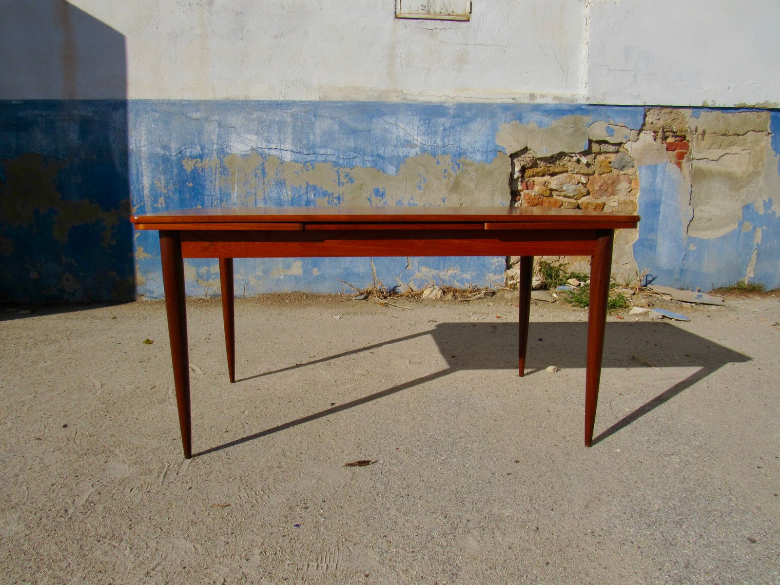 Table de salle manger mid century 1960s en vente sur pamono for Table salle a manger usage