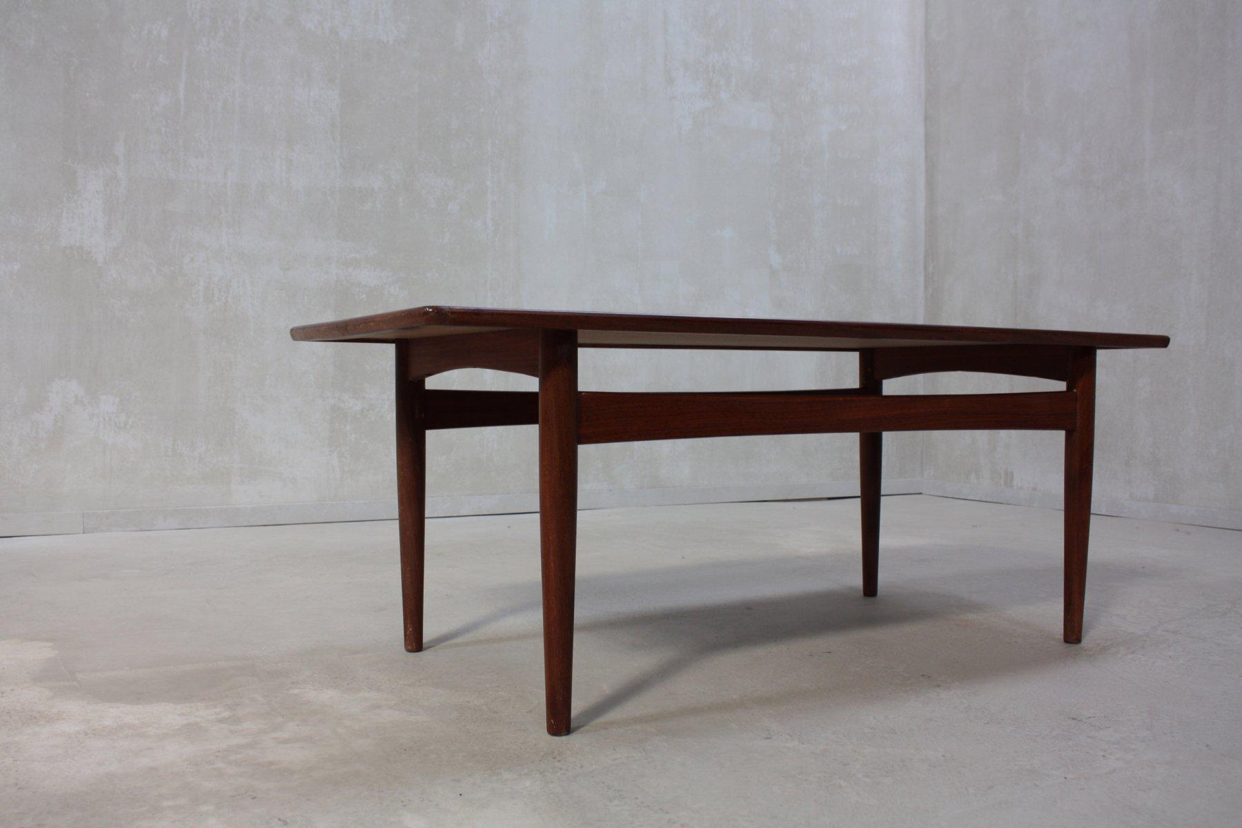 englischer teak couchtisch 1960er bei pamono kaufen. Black Bedroom Furniture Sets. Home Design Ideas