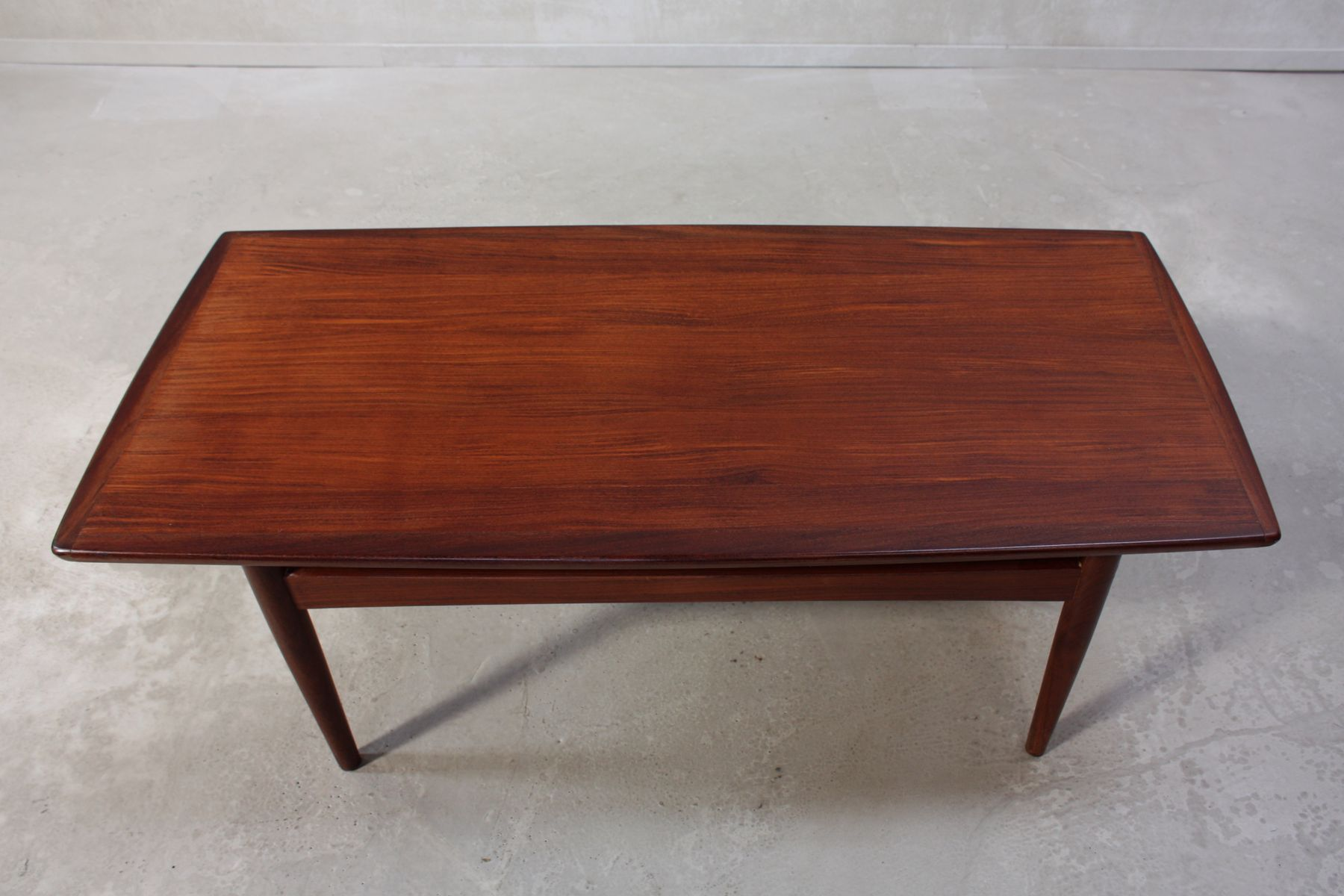 English Teak Coffee Table 1960s For Sale At Pamono