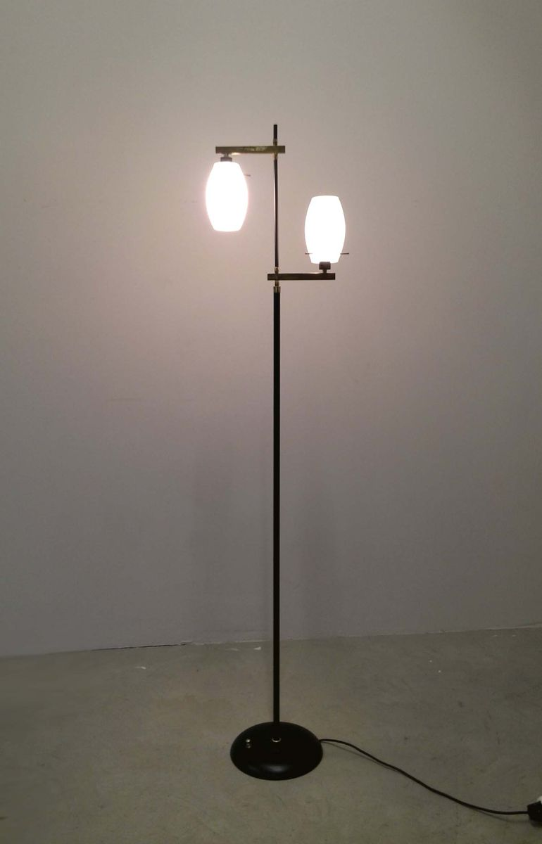Floor lamp 1950s for sale at pamono for 1950 floor lamp