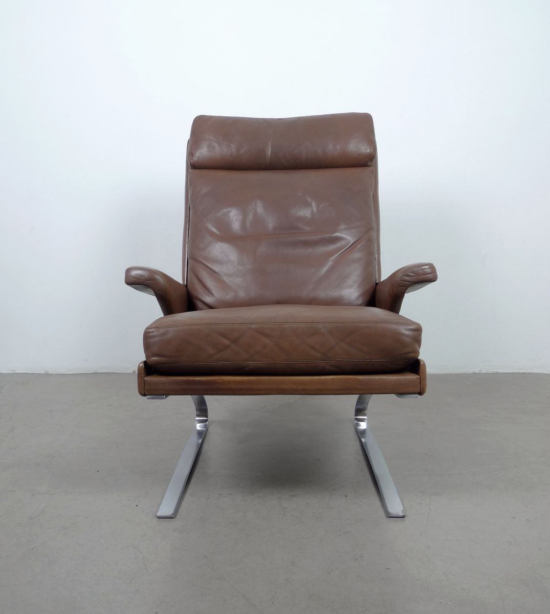Swing lounge chair by reinhold adolf for cor 1970s for for 80s lounge chair