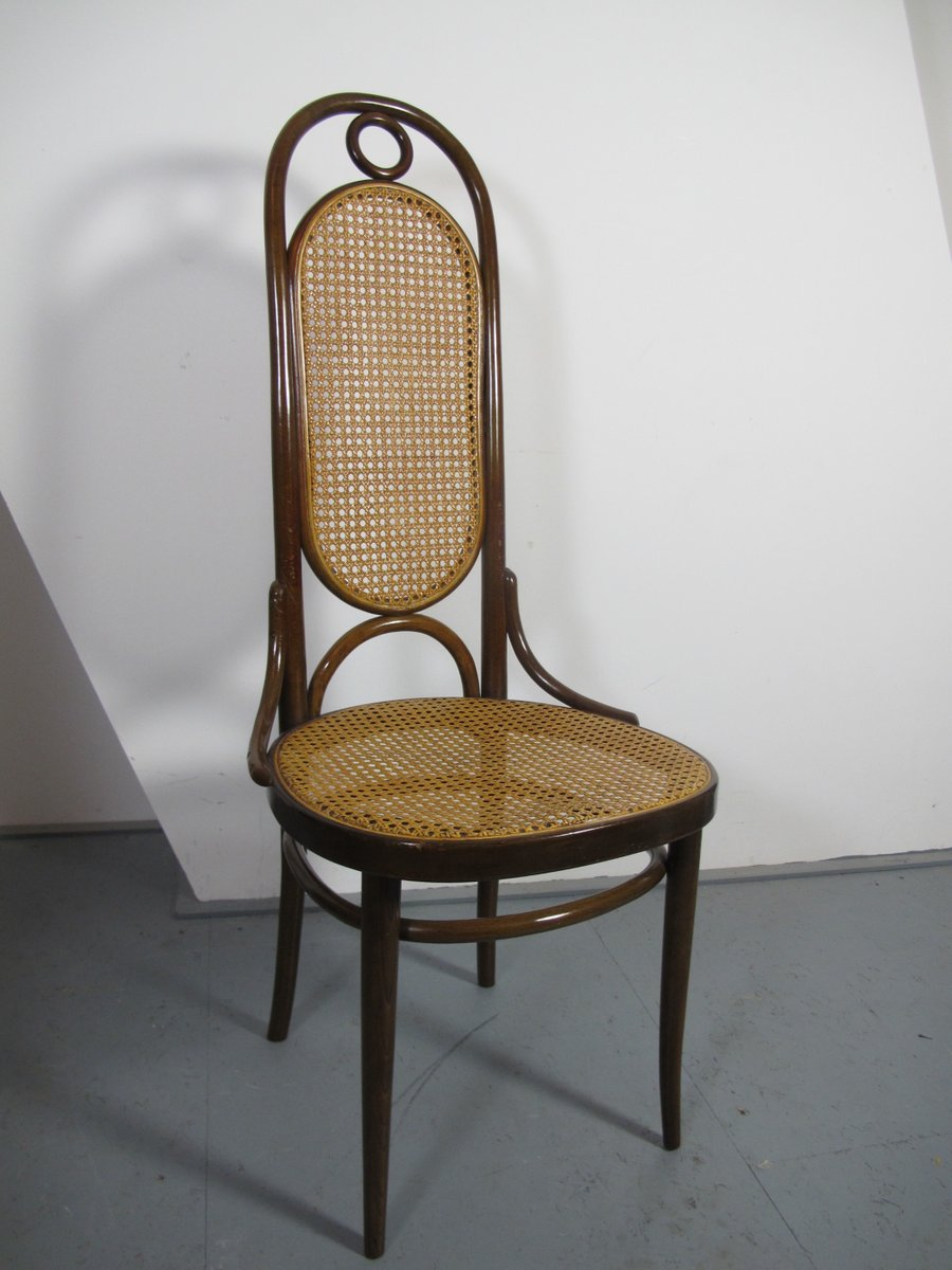 antique bentwood nr 17 dinner chairs by thonet set of 4 for sale at pamono. Black Bedroom Furniture Sets. Home Design Ideas