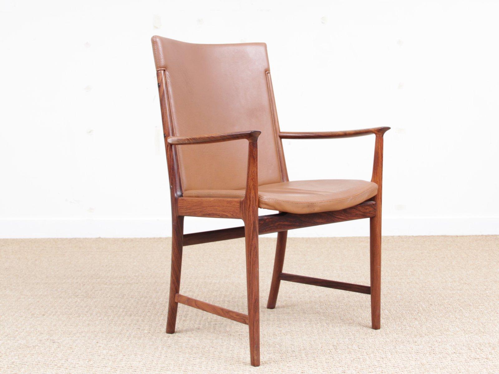 Mid century modern armchairs by kai lyngfeldt larsen for for Mid century modern armchairs