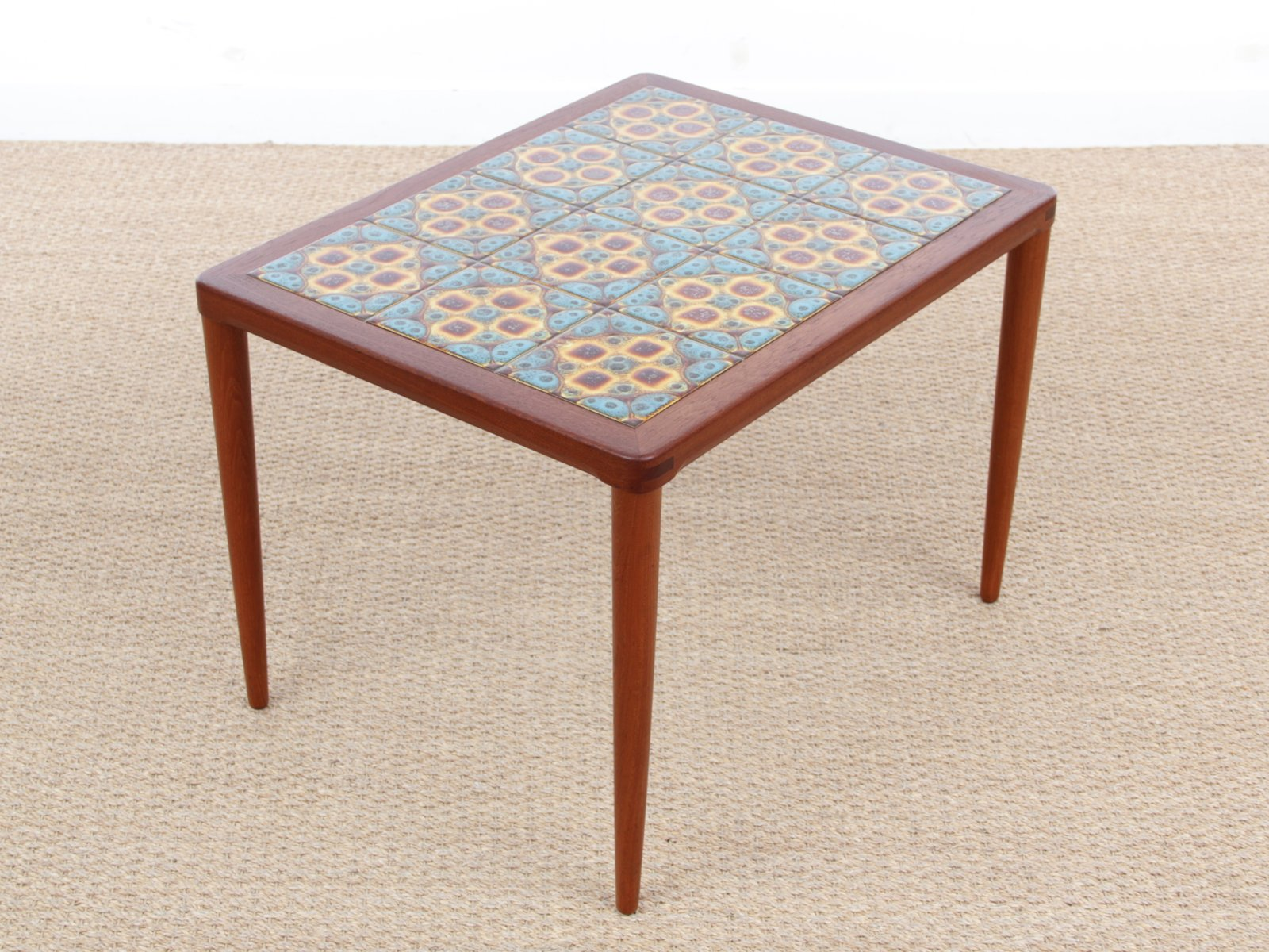 Ceramic Tile Coffee Table Image collections Tile Flooring Design