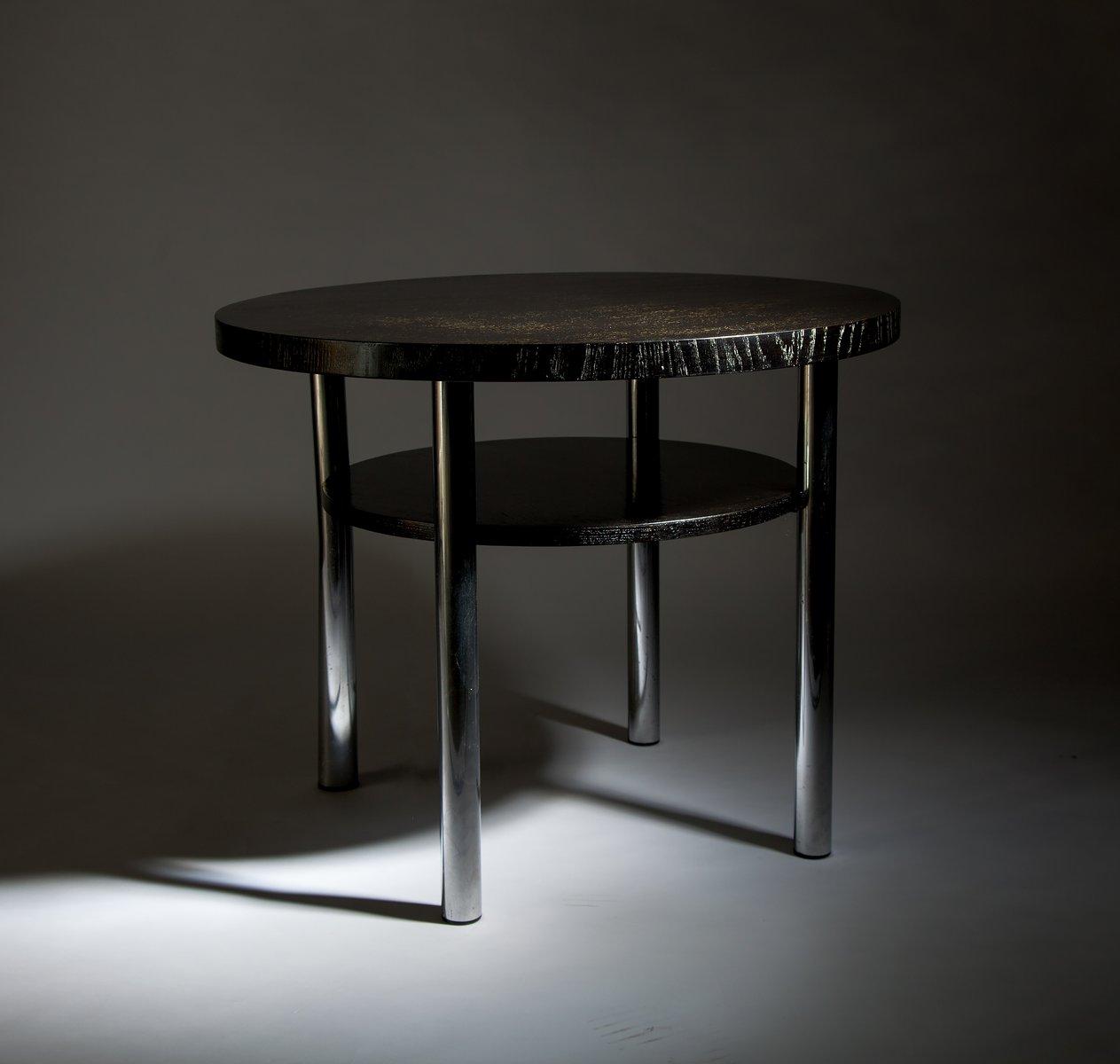 funktionalistischer vintage tisch bei pamono kaufen. Black Bedroom Furniture Sets. Home Design Ideas