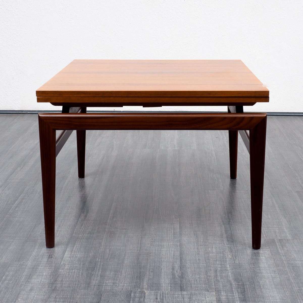 extendable coffee table from ilse m bel 1960s for sale at. Black Bedroom Furniture Sets. Home Design Ideas