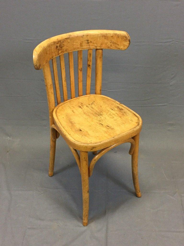 mid century bistro stuhl bei pamono kaufen. Black Bedroom Furniture Sets. Home Design Ideas