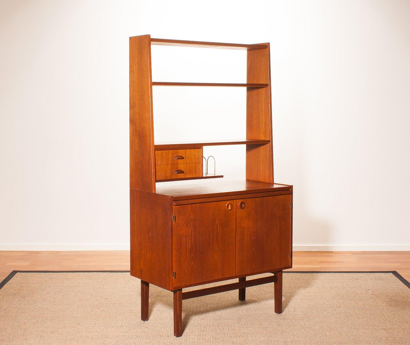 teak sekret r von hovmantorp 1950er bei pamono kaufen. Black Bedroom Furniture Sets. Home Design Ideas