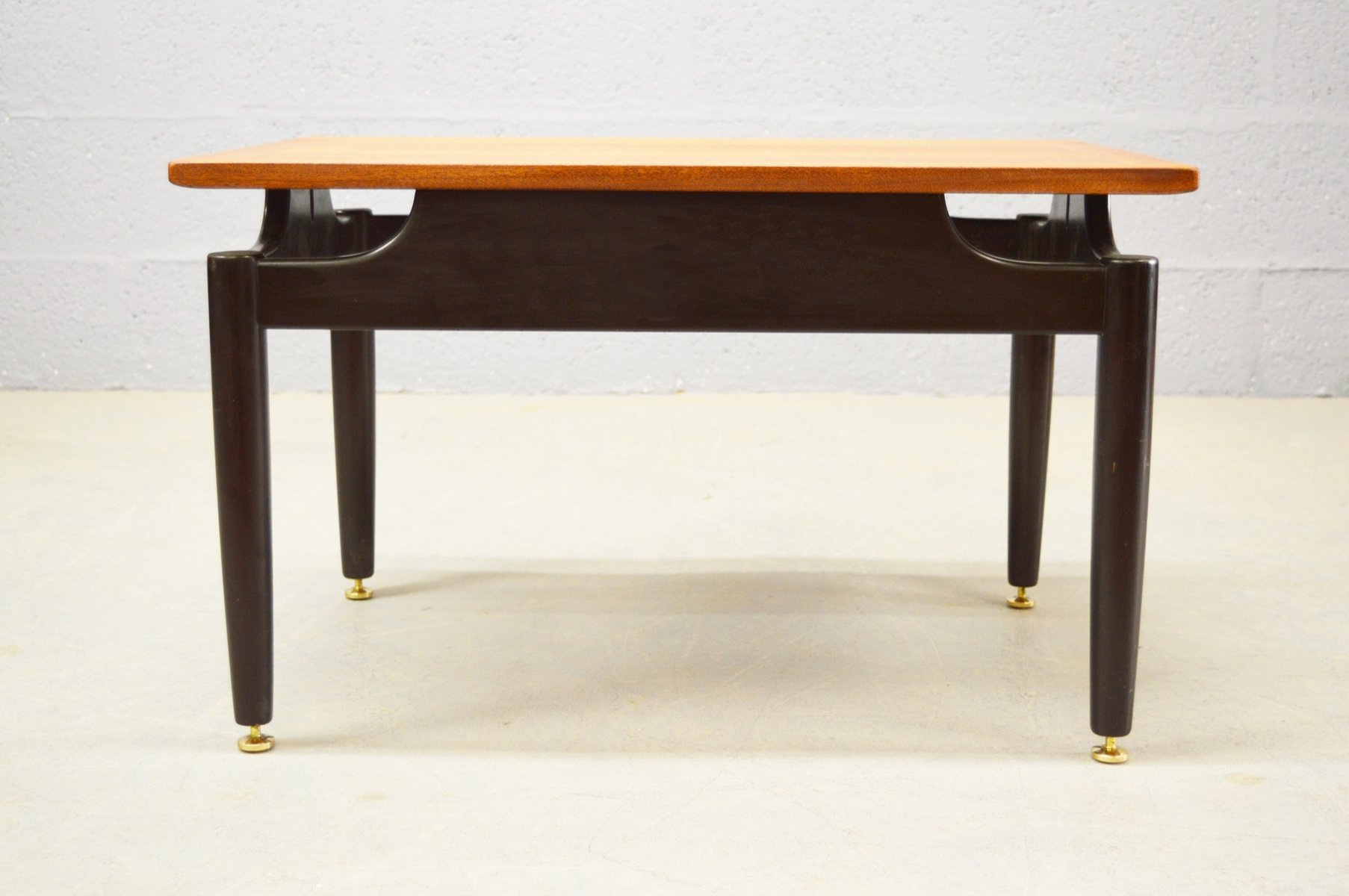 Mid Century Teak Tola Coffee Side Table from G Plan for sale at Pamono
