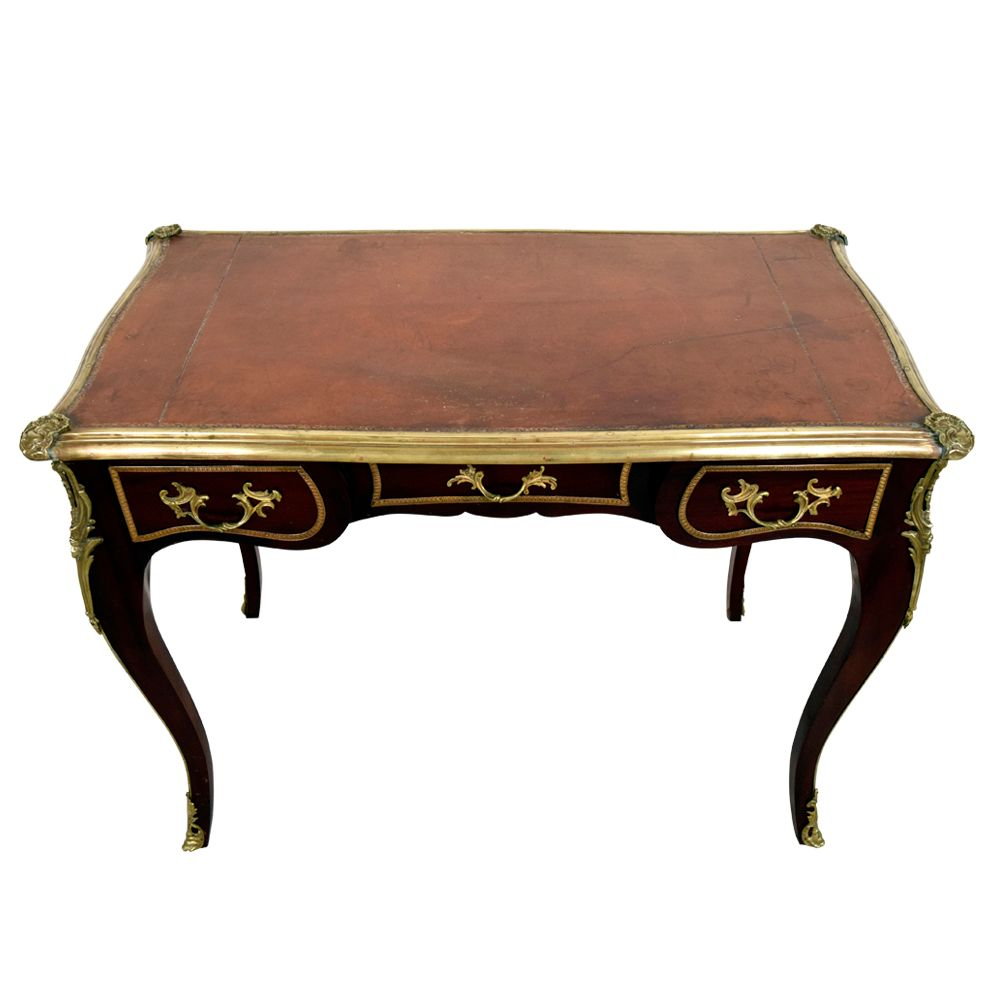 Antique French Desk - Antique French Desk For Sale At Pamono