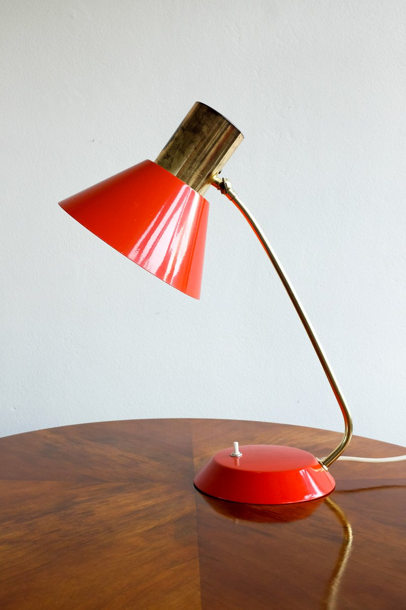 Vintage Adjustable Table Lamp, 1970s for sale at Pamono