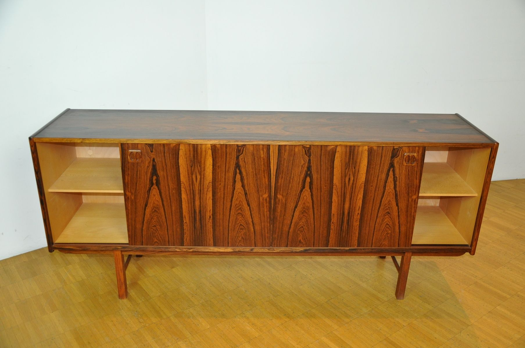 swedish rosewood sideboard from ikea 1950s for sale at pamono. Black Bedroom Furniture Sets. Home Design Ideas