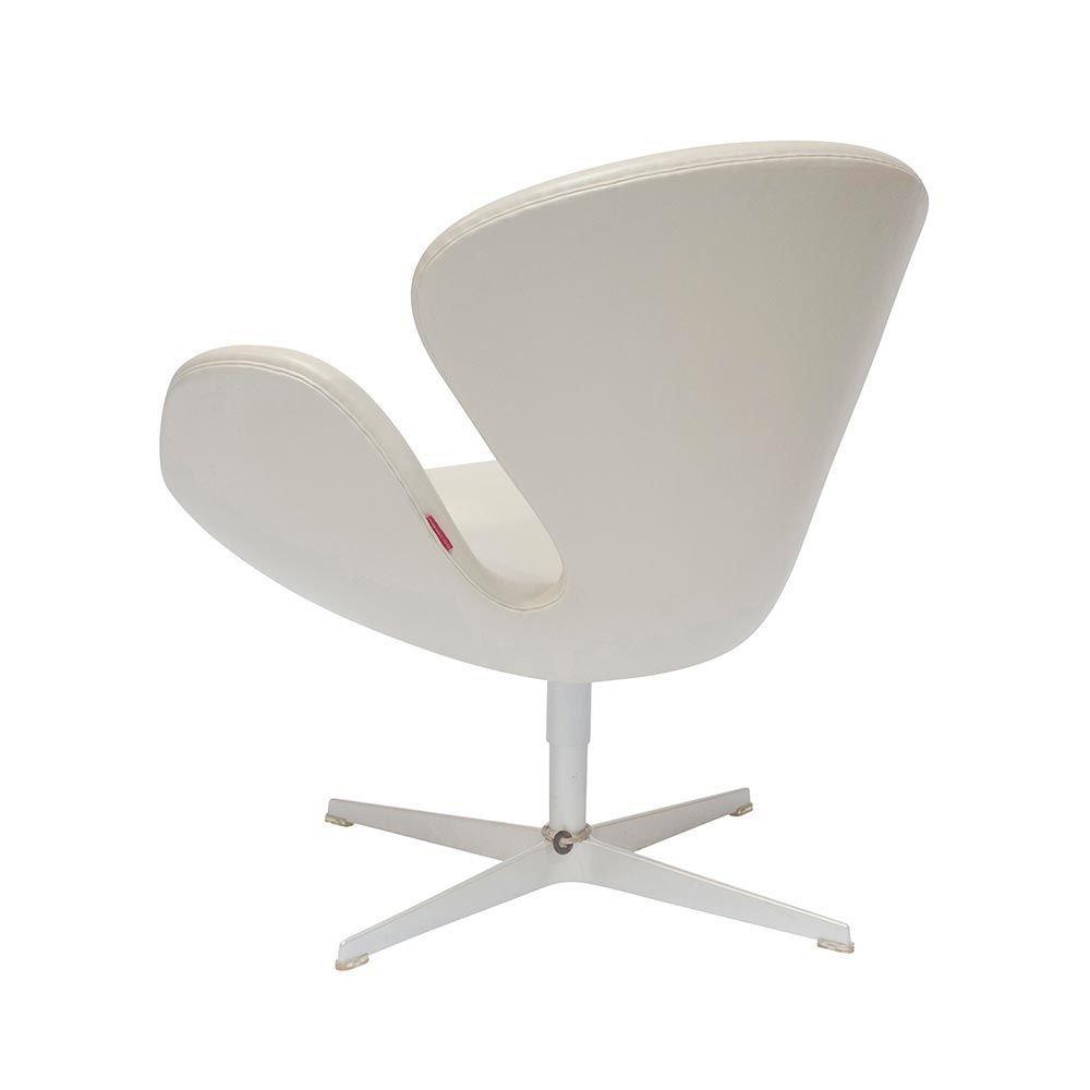 swan chair sessel von arne jacobsen f r fritz hansen 2008. Black Bedroom Furniture Sets. Home Design Ideas