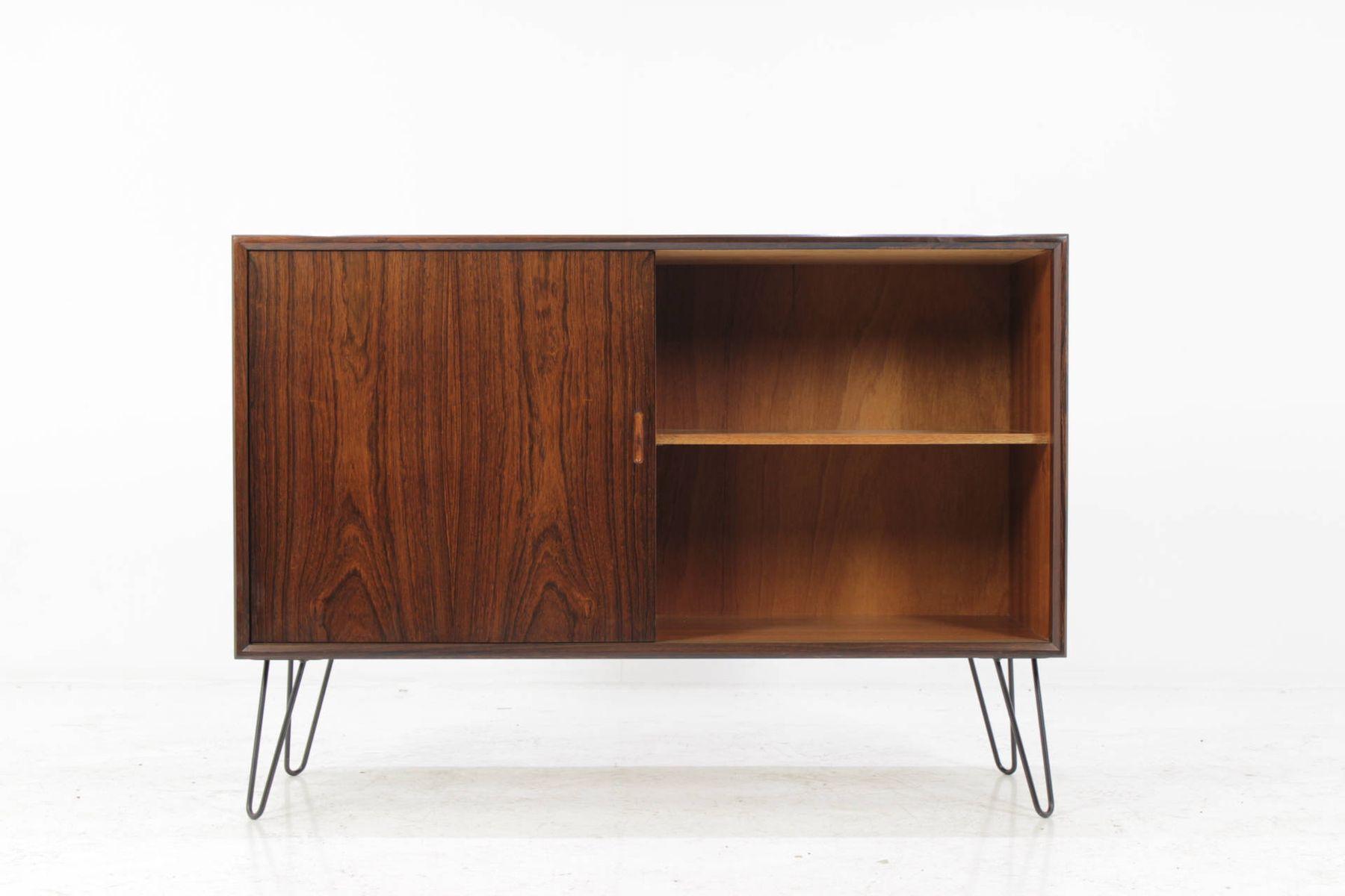 danish palisander sideboard 1960s for sale at pamono. Black Bedroom Furniture Sets. Home Design Ideas
