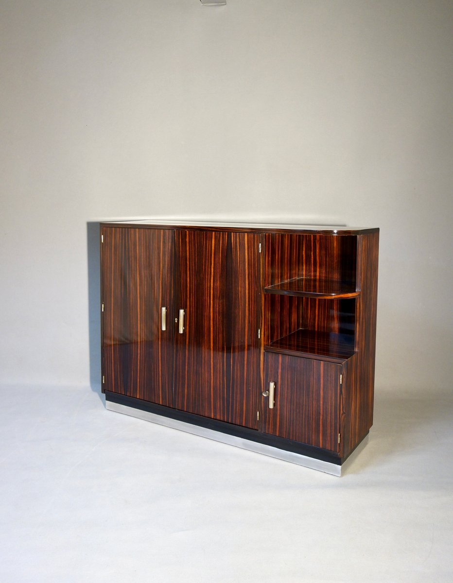 art deco buffet 1930s for sale at pamono. Black Bedroom Furniture Sets. Home Design Ideas