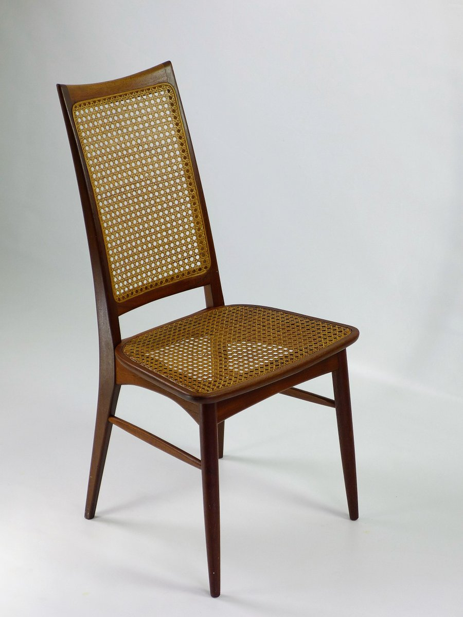 Vintage scandinavian chair by niels koefoed for hornslet for sale at pamono - Scandinavian chair ...