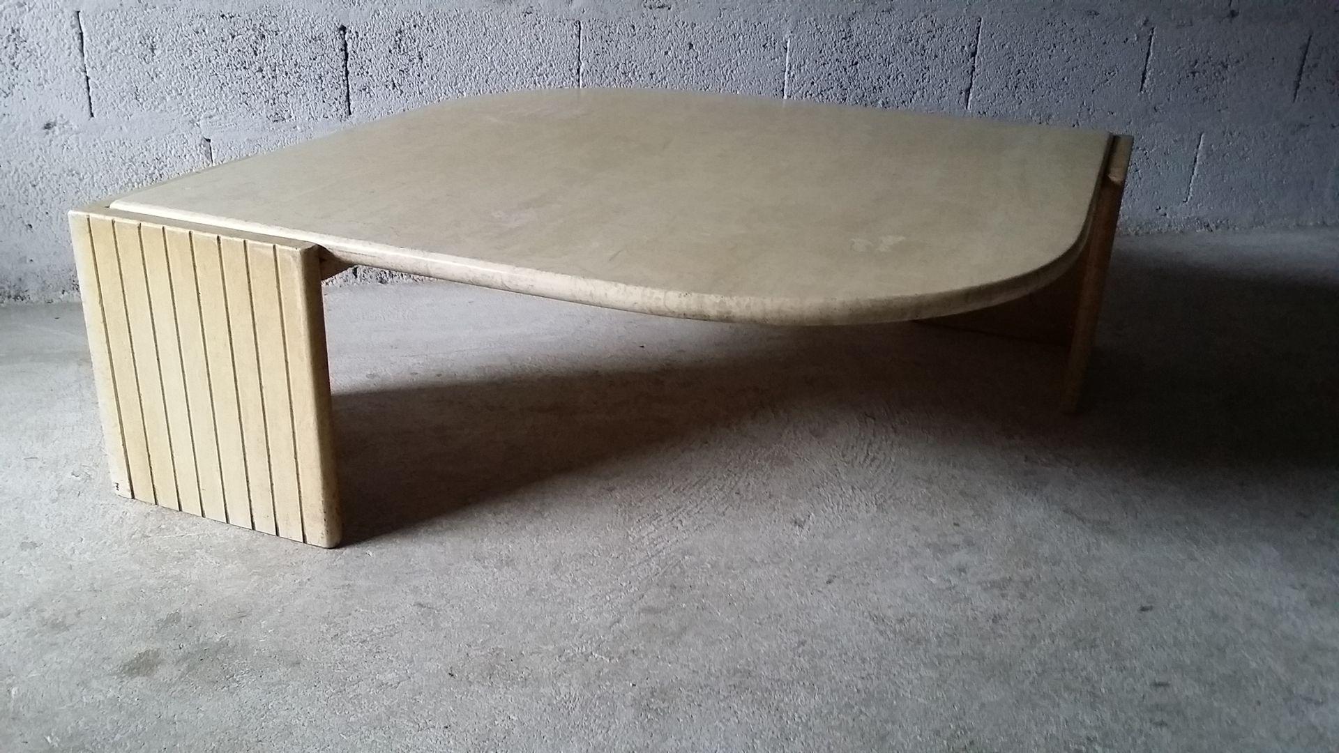 Stunning Table Ardoise Roche Bobois Contemporary Lalawgroup Us  # Modele Table Tele En Fer Forge
