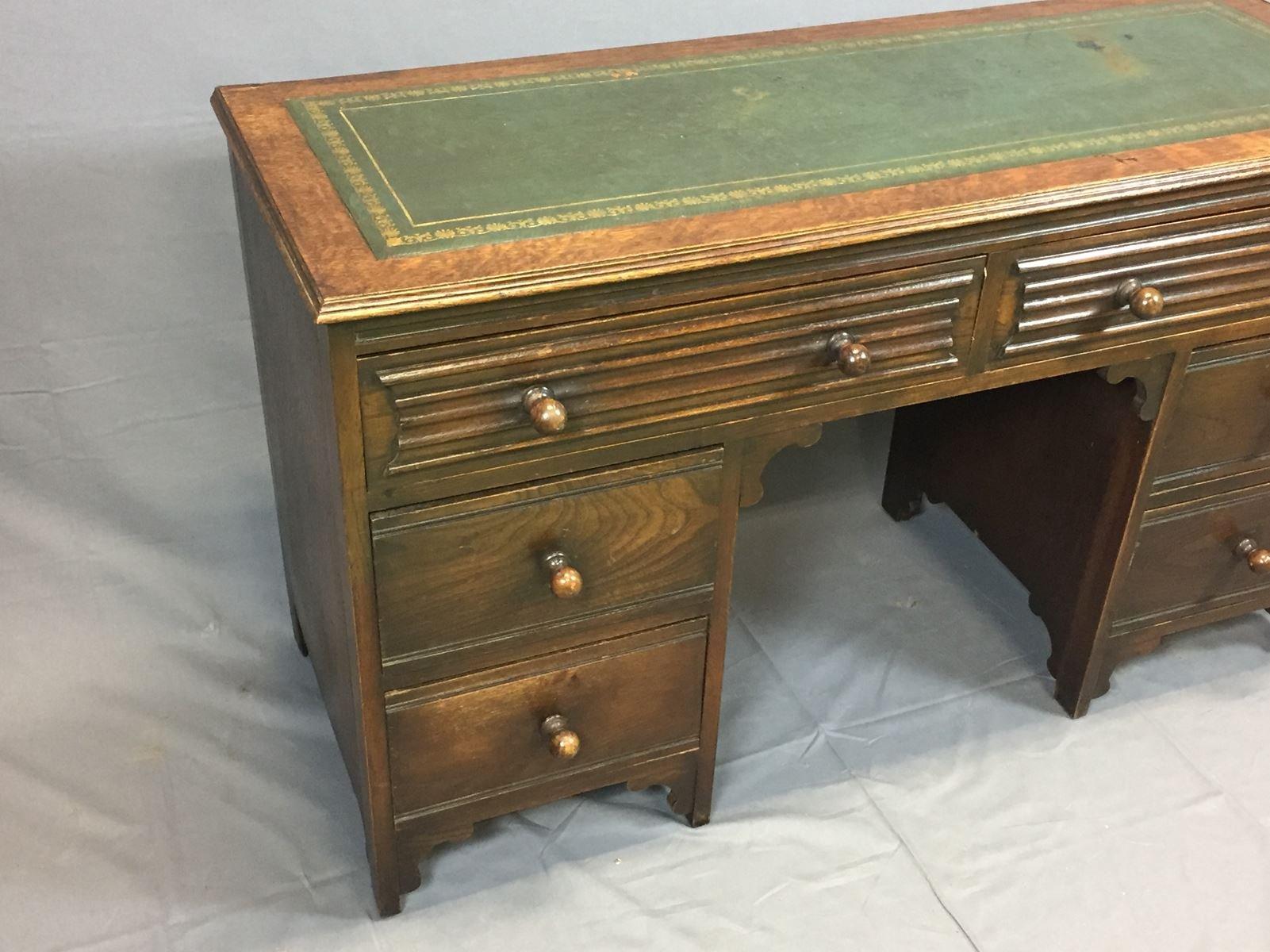 oak children 39 s desk 1950s for sale at pamono. Black Bedroom Furniture Sets. Home Design Ideas