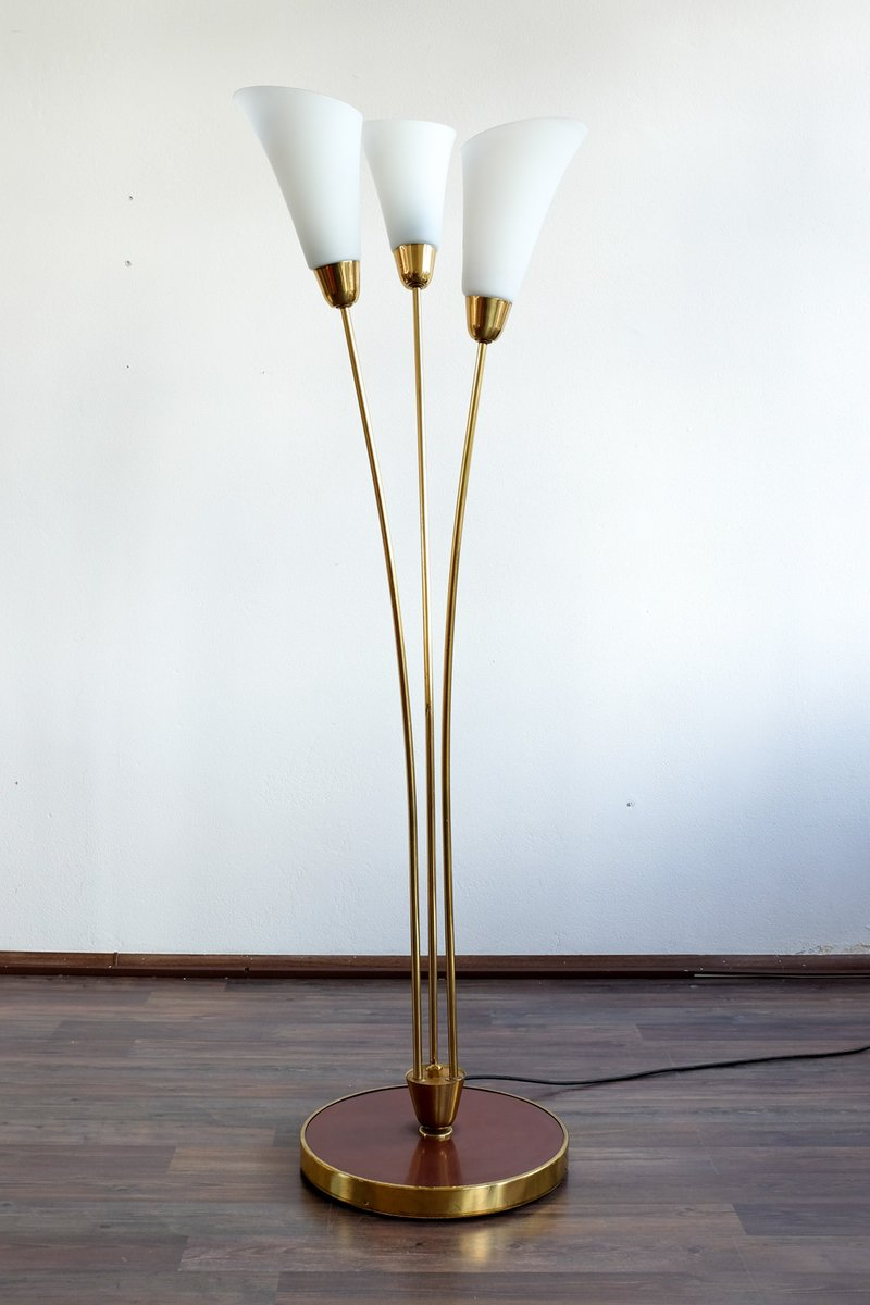 Mid century floor lamp 1950s for sale at pamono for Mfl 1 floor lamp