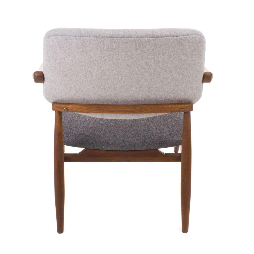 Vintage Mid Century Lounge Chair By Louis Van Teeffelen